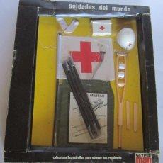 Geyperman: ACCESORIO GEYPERMAN MEDICO MILITAR EN CAJA. CC. Lote 91421075