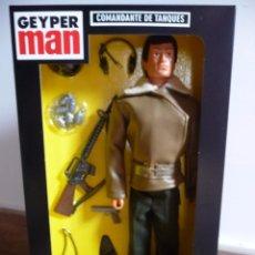 Geyperman: GEYPERMAN COMANDANTE DE TANQUES DE SEGUNDA GENERACIÓN REEDICION AGOTADA NUEVO EN CAJA. Lote 96268771