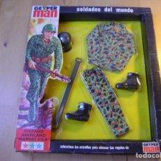 Geyperman - geyperman soldado americano caja marines usa - 103403851