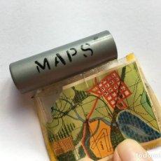 Geyperman: RS825 ¡LOS ORIGINALES! GEYPERMAN GEYPER MAN ORIGINAL 70/80 MAPA MAP. Lote 107029183