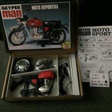 Geyperman Moto Deportiva Reedición