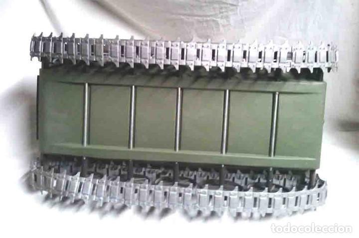 Geyperman: Tanque Scorpion de Geyperman año 75, no jugado resto tienda, con caja algo fatigada - Foto 6 - 109972387