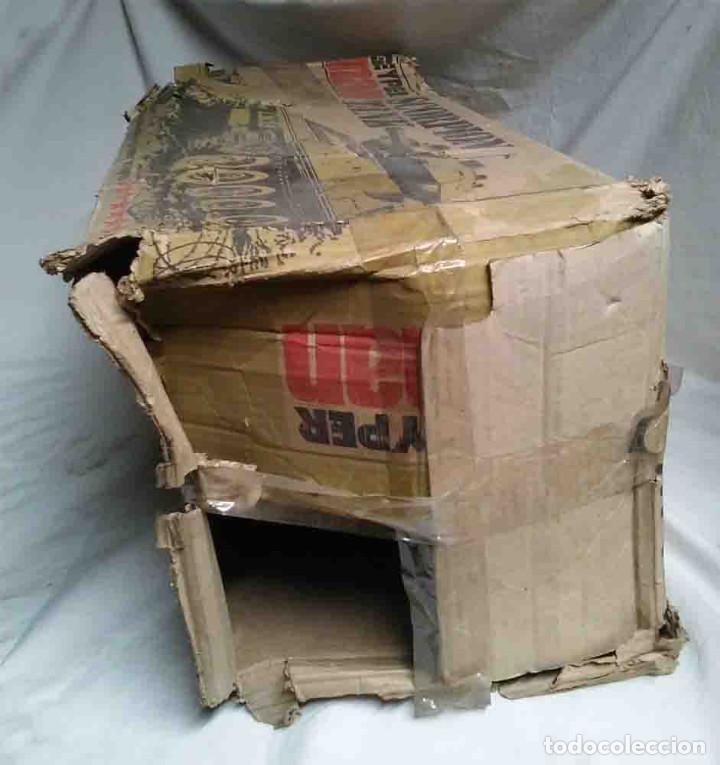 Geyperman: Tanque Scorpion de Geyperman año 75, no jugado resto tienda, con caja algo fatigada - Foto 9 - 109972387