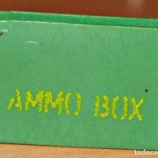 Geyperman: AMMO BOX DE GEYPERMAN. Lote 110440319