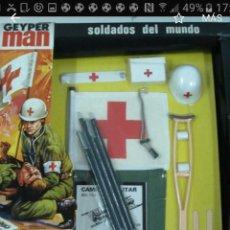 Geyperman: GEYPERMAN MEDICO MILITAR ENVIO MILITAR. Lote 118565307