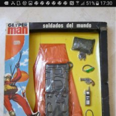 Geyperman: GEYPERMAN DIABLOS ROJOS ENVIO INCLUIDO. Lote 118565352