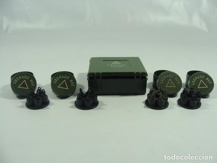 Geyperman: Grenade Box - Caja de Granadas - Para figuras militares a escala 1:6 - Foto 2 - 119183295