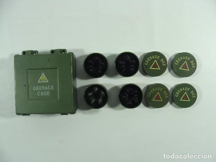 Geyperman: Grenade Box - Caja de Granadas - Para figuras militares a escala 1:6 - Foto 3 - 119183295