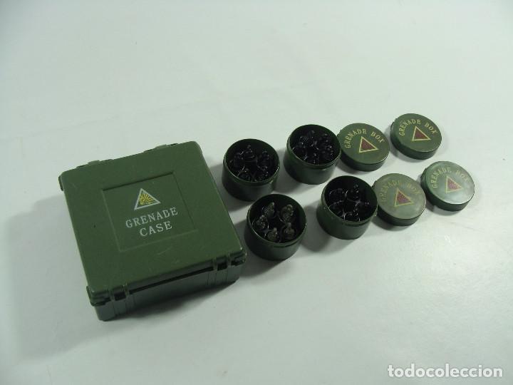 Geyperman: Grenade Box - Caja de Granadas - Para figuras militares a escala 1:6 - Foto 4 - 119183295