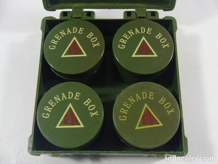 Geyperman: Grenade Box - Caja de Granadas - Para figuras militares a escala 1:6 - Foto 6 - 119183295