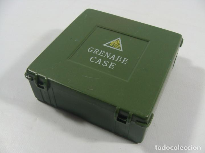Geyperman: Grenade Box - Caja de Granadas - Para figuras militares a escala 1:6 - Foto 7 - 119183295