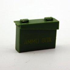 Geyperman: GEYPERMAN - ANTIGUA CAJA DE MUNICION - AMMO BOX - ORIGINAL - CON TAPA. Lote 119358539