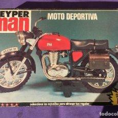 Geyperman: GEYPERMAN MOTO DEPORTIVA - NUEVA - PRECINTADA. Lote 121381439