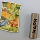 Geyperman: GEYPERMAN ORIGINAL MAPA Y PORTA MAPA. Lote 148167444