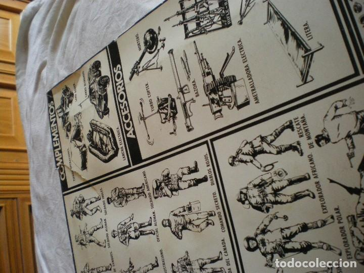 Geyperman: GEYPERMAN PRIMERA GENERACION CAJA DE TRAJE DE SOLDADO AMERICANO MARINES U.S.A. USADA - Foto 12 - 123501751