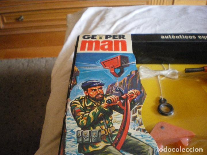 Geyperman: GEYPERMAN PRIMERA GENERACION CAJA DE DESLIZADOR DE ESCAPE CON PLASTICO ORIGINAL - Foto 3 - 123506763