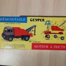 Geyperman: GEYPER DESMONTABLE. Lote 123570982