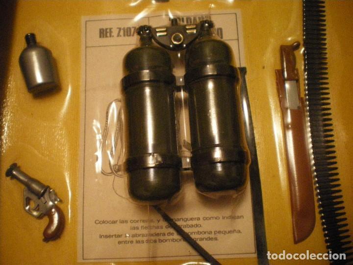 Geyperman: GEYPERMAN PRIMERA GENERACION CAJA CON ACCESORIOS SOLDADO AUSTRALIANO REF. 7107 USADA - Foto 20 - 129391751