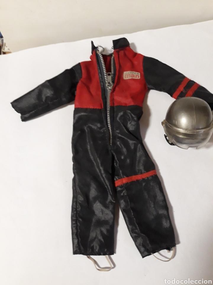 2ab9134eac3 Geyperman traje motorista y casco originales - Sold at Auction ...