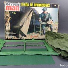 Geyperman: TIENDA OPERACIONES MILITAR GEYPERMAN CON CAJA AÑOS 70. Lote 141038338