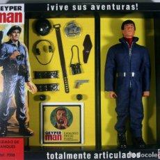 Geyperman: GEYPERMAN REEDICION NUEVO A ESTRENAR - SOLDADO TANQUES. Lote 141592458