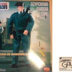 Geyperman: GUARDIA CIVIL. Lote 144245750
