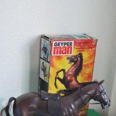 Geyperman: CABALLO ARTICULADO DE GEYPERMAN - CAJA ORIGINAL. Lote 145597934