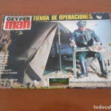 Geyperman: GEYPERMAN TIENDA DE OPERACIONES COMPLETA EN CAJA - TODO ORIGINAL. Lote 145603026