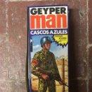 Geyperman: GEYPERMAN CASCOS AZULES (NO REEDICIÓN) NUEVO Y 100% ORIGINAL. Lote 147686218