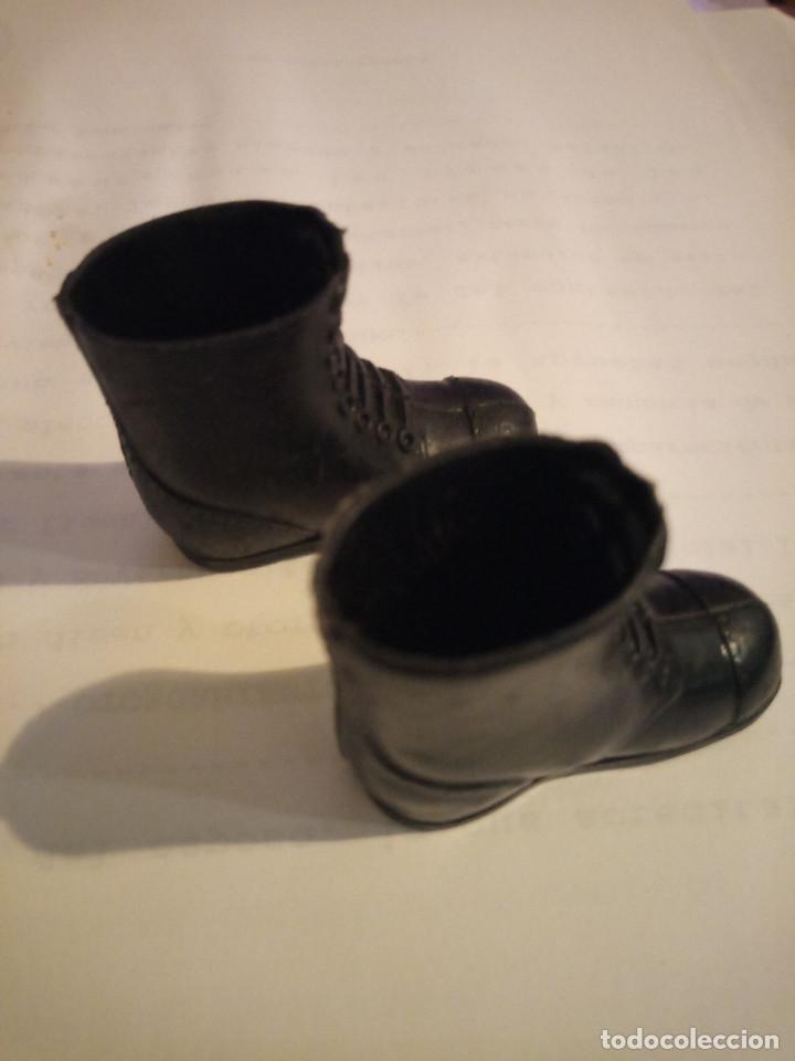 Geyperman: Botas negras de Geyperman - Foto 4 - 157059658