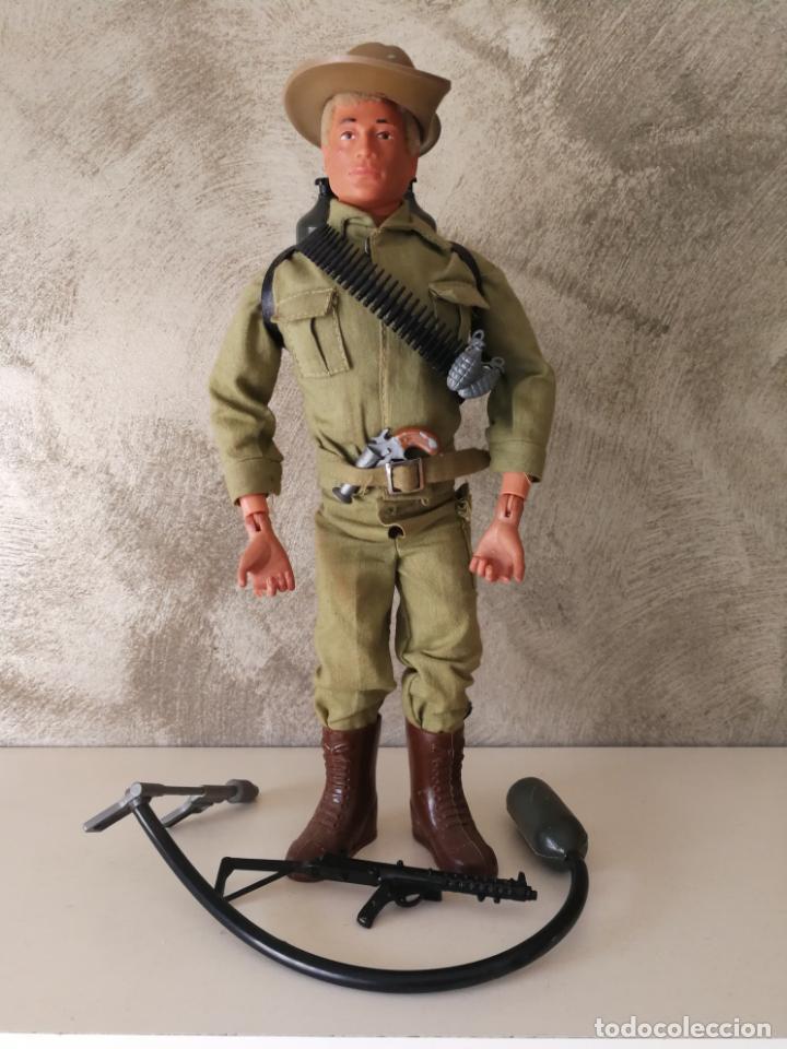 MANIQUÍ GEYPERMAN SOLDADO AUSTRALIANO (Juguetes - Figuras de Acción - Geyperman)