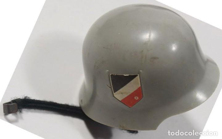 Geyperman: Accesorios Geyperman, despiece complementos: Casco soldado alemán - Foto 2 - 158989034