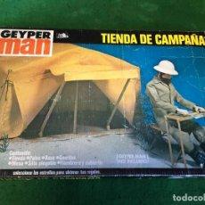 Geyperman: TIENDA DE CAMPAÑA DE GEYPERMAN. Lote 163783078