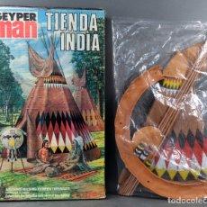 Geyperman: TIENDA INDIA GEYPERMAN EN SU CAJA AÑOS 70 BUEN ESTADO. Lote 165484110
