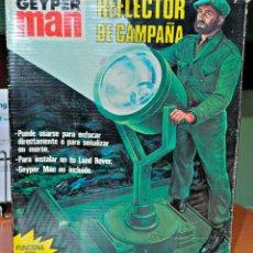 Geyperman: GEYPERMAN ORIGINAL. REFLECTOR DE CAMPAÑA, REF. 7416. Lote 166955628