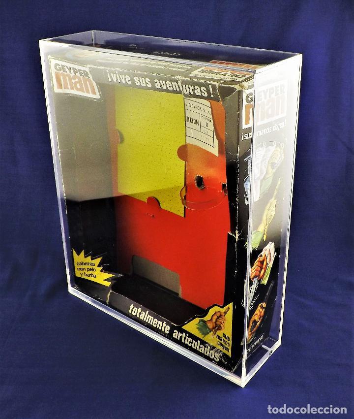 Geyperman: Vitrina para cajas originales Geyperman - Foto 3 - 168539868