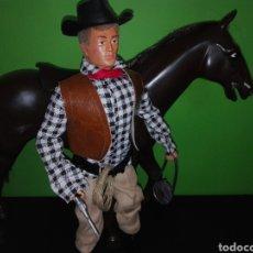 Geyperman: GEYPERMAN VAQUERO COW-BOY CON CABALLO. Lote 168963520