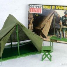 Geyperman: TIENDA DE OPERACIONES GEYPERMAN 1975. Lote 169043824