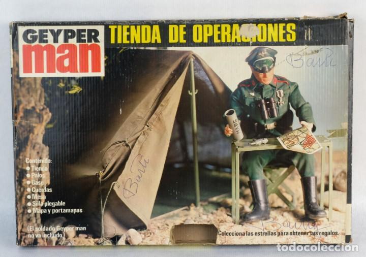 Geyperman: Tienda de operaciones Geyperman 1975 - Foto 2 - 169043824
