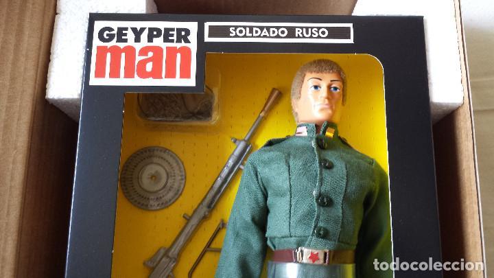 Geyperman: GEYPERMAN Soldado Ruso - Foto 3 - 170749735