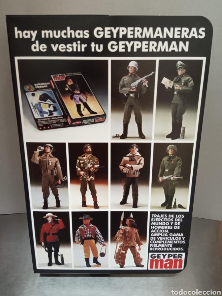 Geyperman: Caja Maniquí Geyper Man Vacía Reedición - Foto 2 - 171112554