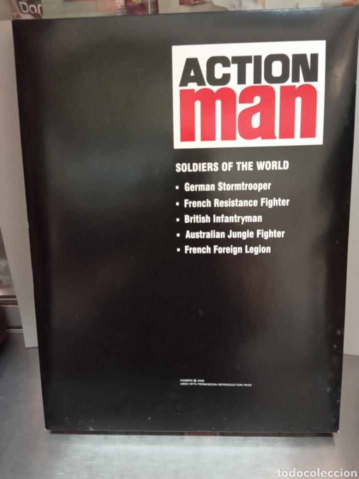Geyperman: Caja Action Man Reedición Vacía - Foto 2 - 171112944