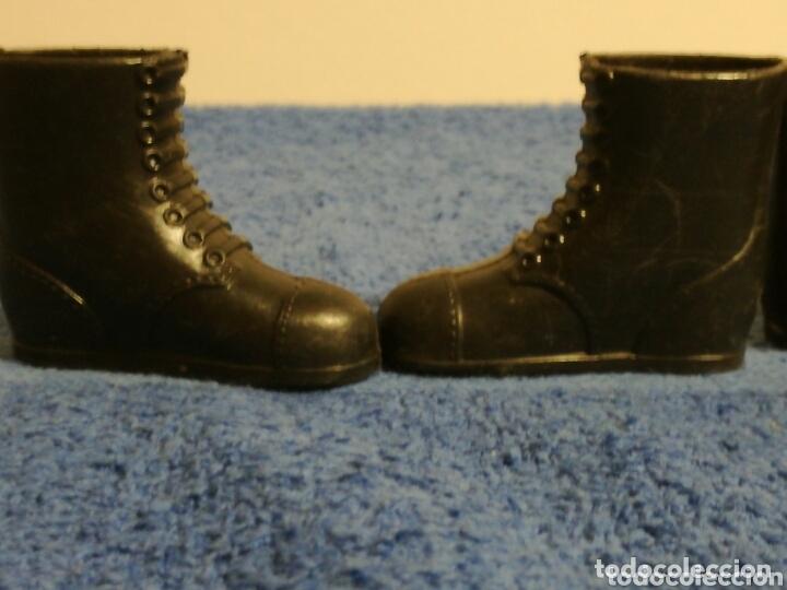 Geyperman: Lote de 2 Par de Botas Negras Geyperman Originales con y sin lazos. - Foto 3 - 172791994