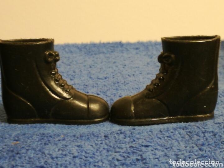 Geyperman: Lote de 2 Par de Botas Negras Geyperman Originales con y sin lazos. - Foto 4 - 172791994