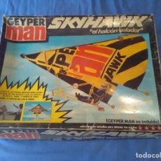 Geyperman: SKYHAW EL HALCON VOLADOR GEYPER MAN. Lote 173985584