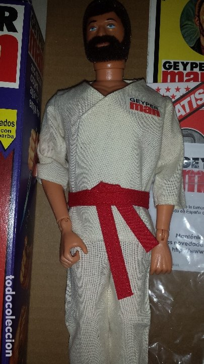 Geyperman: GEYPERMAN karateka - Foto 2 - 208308308