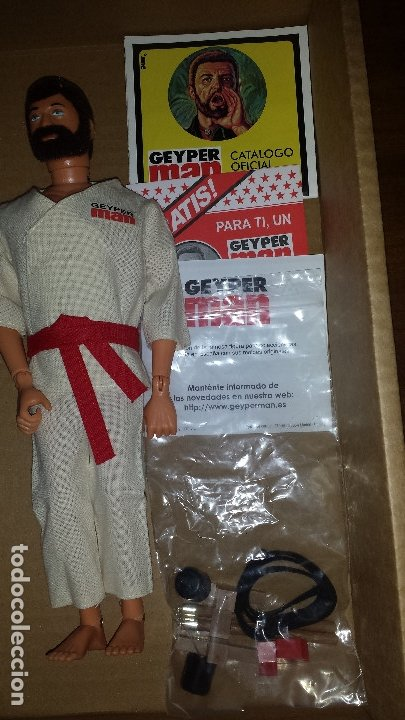 Geyperman: GEYPERMAN karateka - Foto 3 - 208308308