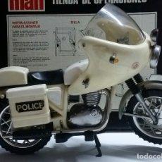 Geyperman: GEYPERMAN MOTO POLICIA ORIGINAL. Lote 175831495