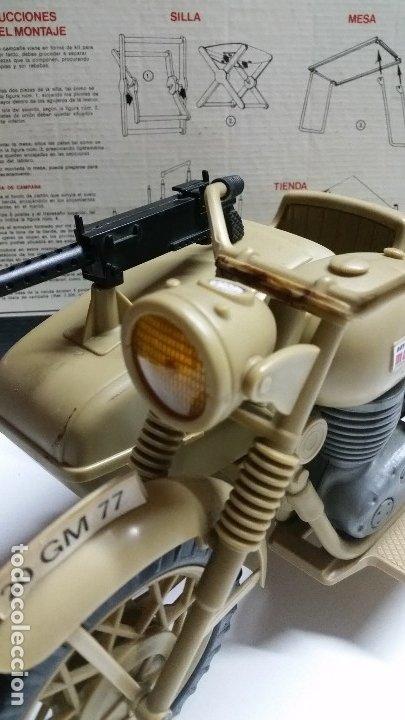 Geyperman: Geyperman moto desierto aleman original - Foto 7 - 175834458