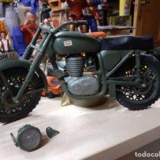 Geyperman: MOTO MILITAR GEYPERMAN ORIGINAL AÑOS 70.GEYPER.. Lote 177001118